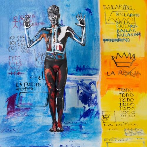 Hommage a Basquiat