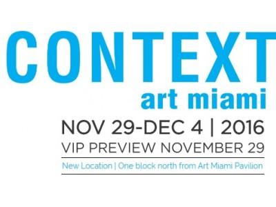 Context Miami 2016