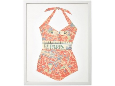 Paris Bathing suit